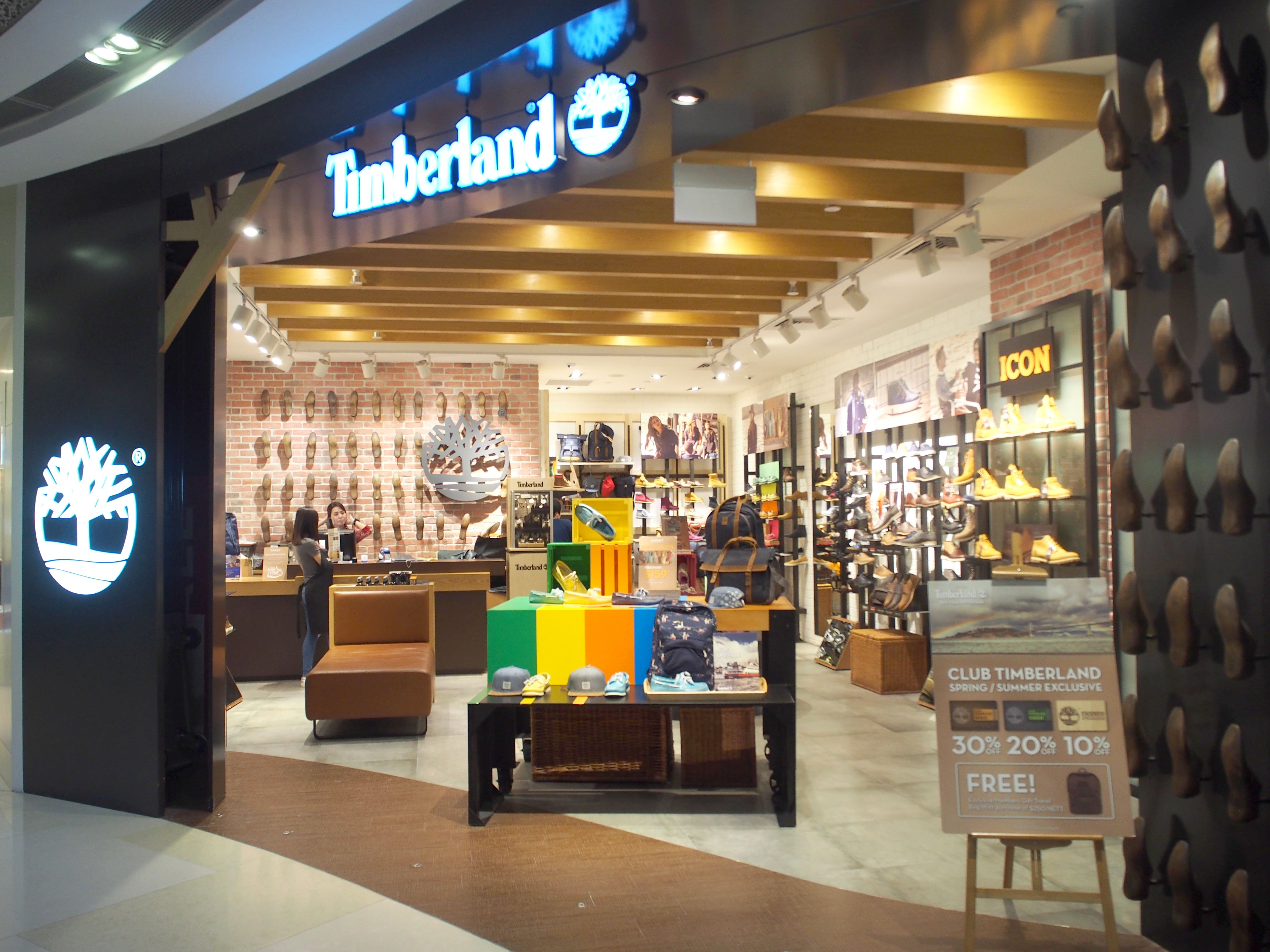 Timberland® – ION Orchard