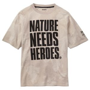 Men's SS Ellis River Statement Tee Oversized